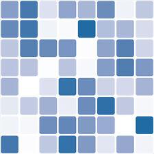Carrelage bleus pour le bricolage