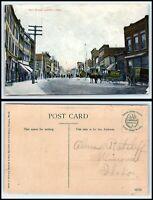 IDAHO Postcard - Lewiston, Main Street N53