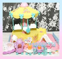 ❤️My Little Pony G1 Vtg PETITE Prancing Pretty Carousel Merry-Go-Round MUSIC❤️