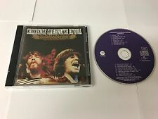 Creedence Clearwater Revival Chronicle 20 Greatest Hits CD (FANTASY 1991 ) RARE