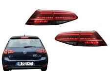 LED Luces Pilotos Para  VW Golf 7 7.5 VII 12-19 G7.5 Secuenciales Dinámica Señ
