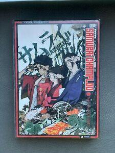 Samurai Champloo: Complete Series (DVD, 2011, 7-Disc Set)