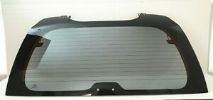 Fits 02-06 TrailBlazer EXT Envoy XL Ascender 7 Passenger Rear Back Window Glass