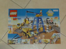 LEGO® Town Poster 4128992 6600 Highway Construction ungelocht B603