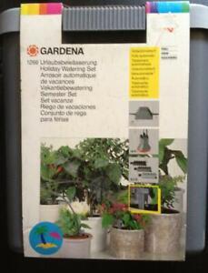 Gardena 1266 - Arrosoir automatique de vacances / Holiday watering set