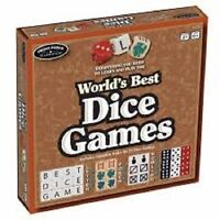 WORLDS BEST DICE GAMES BRAND NEW & SEALED CHEAP!!