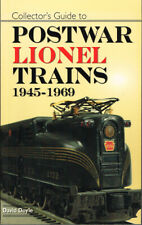COLLECTOR'S GUIDE TO POSTWAR LIONEL TRAINS 1945-1969 by DAVID DOYLE