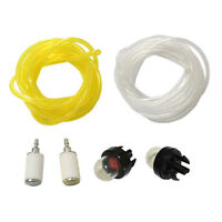 New 3 Feet Fuel Lines Filter Snap in Primer Bulb Chainsaw Accessaries Kit Set