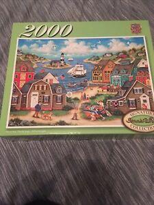 Master Pieces 2000 Piece Puzzle