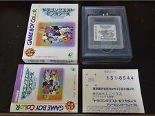 Dragon Quest Monsters Terry's Wonderland Complet - Game Boy Color Japan