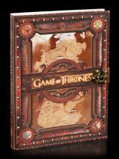 Großes Game of Thrones Notizbuch - Seven Kingdoms - Westeros Karte Tagebuch