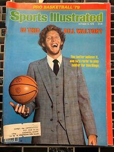 Sports Illustrated - Bill Walton - October 15, 1979 -(M16A)