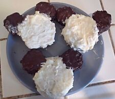 Homemade Chocolate Dipped Disney Mickey Mouse Rice Krispies Treats In 6 Flavors!