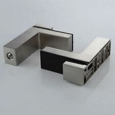 Shelf Brackets For Acrylic,Wood and Glass Shelves Hold up to 20mm Mirror finish