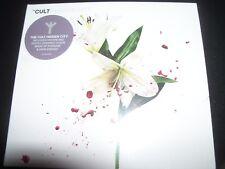 THE CULT Hidden City (Australia) Digipak CD – New