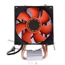 CPU Cooler Double Heatpipe Radiator for Intel LGA775/1155/1156 AMD/AM2/AM2+