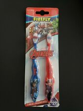 Marvel Avengers Soft Toothbrush - 2 pack Thor and Captain America