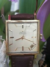 """ZENITH Automatic cal. PC 2542 vintage """"JFK Watch"""" Great Watch!"""