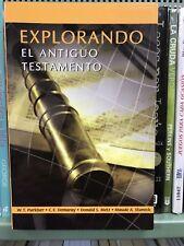 Explorando el Antiguo Testamento (Spanish : Exploring the Old Testament) by Don…