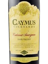 Caymus Cabernet Sauvignon 2018 Napa NEW VINTAGE!!! **6 BOTTLES**