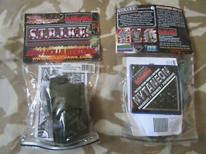 Blackhawk SINGLE Mag POUCH ammo MOLLE army GREEN vest airsoft prepper RRP £20