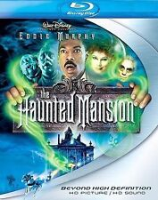 The Haunted Mansion (Blu-ray Disc, 2006)