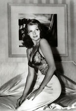 Rita Hayworth Poster, Beautiful Actress, Dancer, Pin-up, Classic Beauty