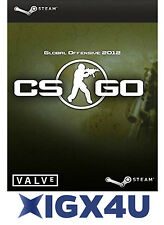 Counter Strike Global Offensive PC CD Key - CSGO Steam Digital Download VPN Code