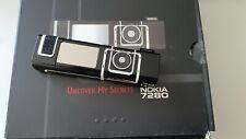 Nokia 7280 - Black (Unlocked) Mobile Phone Rare