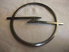 o1n Original Oldtimer Emblem Typenschild Kühlerfigur oder Heckklappe Marke Opel