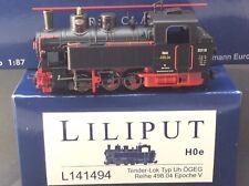Liliput L141494, Tender Lok Typ Uh ÖGEG, 498.04, ÖBB, neuwertig, H0e 1:87 [I]