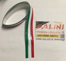Striscia adesiva bandiera italiana - adesivo striscia italia