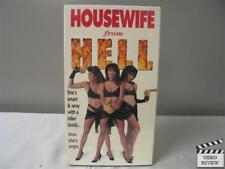 Housewife From Hell VHS Gregg Bullock, Lisa Comshaw, Marcia Gray; James Lane