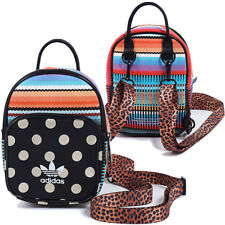 a369cc9ee36b ADIDAS ORIGINALS CLASSIC MINI BACKPACK MESSENGER BAG