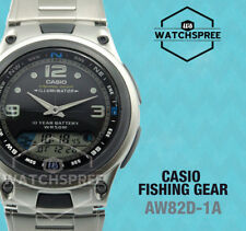 Casio Analog Digital Fishing Gear Watch AW82D-1A
