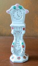 "Japan 5"" Grandfather Clock China Figurine"