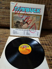 SAWBUCK: Sawbuck LP Rock Pop CBS 1971 Radio Promo Vinyl LP