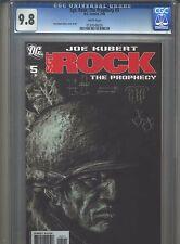 Sgt. Rock: The Prophecy #5 CGC 9.8 (2006) Joe Kubert