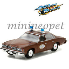 GREENLIGHT 44780 B SMOKEY AND THE BANDIT JUSTICE'S 1977 PONTIAC LEMANS 1/64