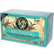 Triple Leaf Tea, Relaxing Herbal Tea, 20 tea bags