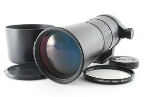 Sigma 170-500mm f/ 5-6.3 APO AF Lens for Minolta Sony A 【Excellent】From Japan