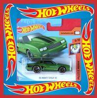 Hot Wheels 2020  ´86 MONTE CARLO SS   196/250  NEU&OVP