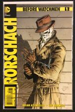 BEFORE WATCHMEN RORSCHACH #1 Comic Book 1:200 JIM LEE Variant SIGNED COA VF+