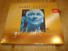 KAREL ANCERL 24K GOLD CD EDITION # 15 Brahms Piano Concerto No.1 THEN-BERGH NEW