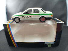 Schabak 1080 Ford Sierra POLICIE POLICE 1/43 neuf minten boîte / boxed