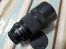 Sigma 135mm F1.8 ART DG HSM lens for Canon