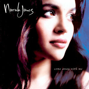NORAH JONES ( NEW SEALED CD ) COME AWAY WITH ME