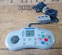 CONTROLLER COMMANDER + MEMORY JOYPAD PLAYSTATION 1 - NUOVO