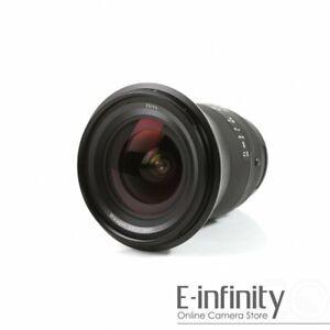 NEW Carl Zeiss Milvus 21mm f/2.8 ZE Lens for Canon EF