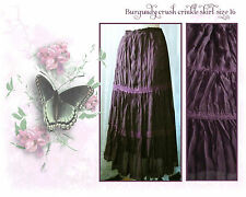 Unbranded Polyester Tiered Skirts for Women